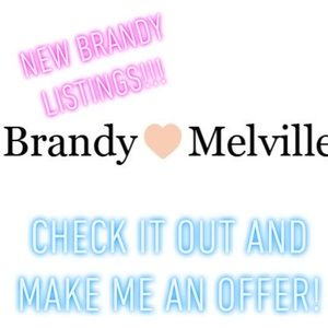 Other - NEW BRANDY MELVILLE